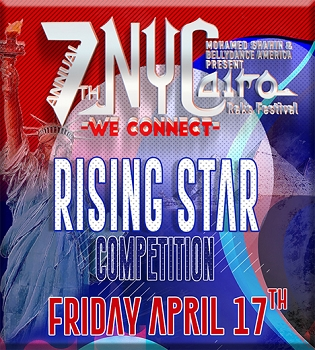 NYCairo Raks Festival 2020: Rising Star Competition Entrance Fee